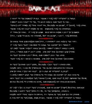 Dark Place by lylcoop