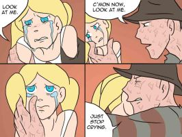 Freddy quit your crying by eternallost