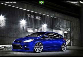 Ford Focus WTB'10 by ChitaDesigner