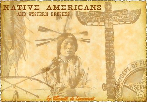 Native Americans and western by Elbereth-de-Lioncour