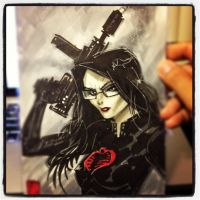 The Baroness! by ARTofANT