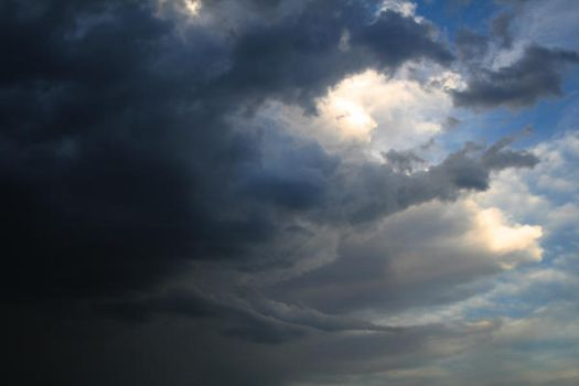 The Edge of the Storm by DawnAllynnStock