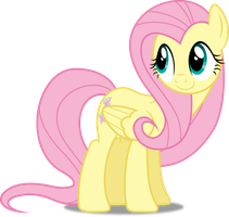 Vector #313 - Fluttershy #19 by DashieSparkle