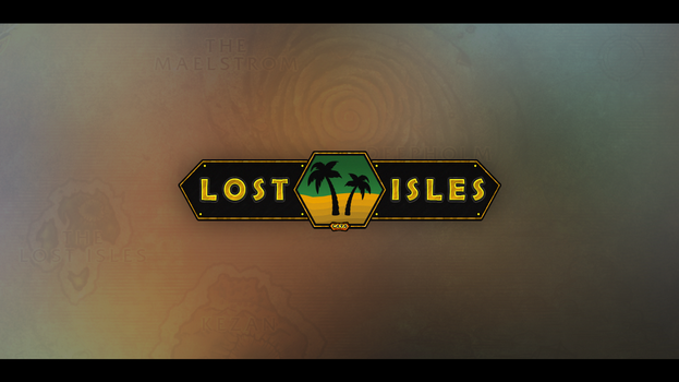 Lost Isles Logo concept by ZafireHD