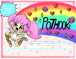 I LOVE YOU POTHOOK by Pauly-chan