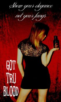 Tru Blood Vampire Ad 03 by MSundinPhotography