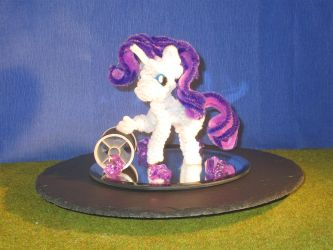 Pipe Cleaner Rarity Animation by Malte279