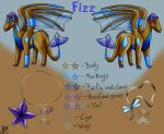 Fizz reference sheet by fizzing-dragon