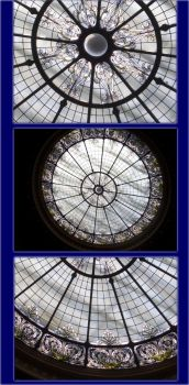 Stained Class Ceiling 2 by cheeseheads