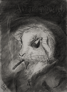 Noir Pooky by SulaimanDoodle