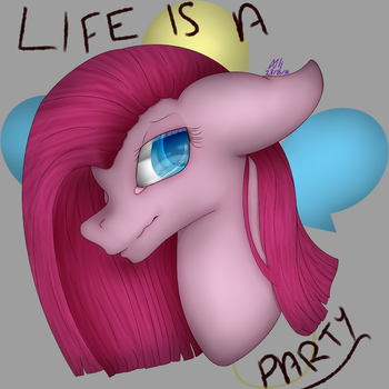 Pinkamena by Dragonheart0211