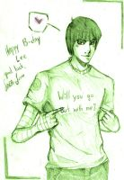 will you date me by Sanzo-Sinclaire