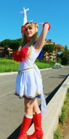 Super Sailor Moon Cosplay by GlowingSnow
