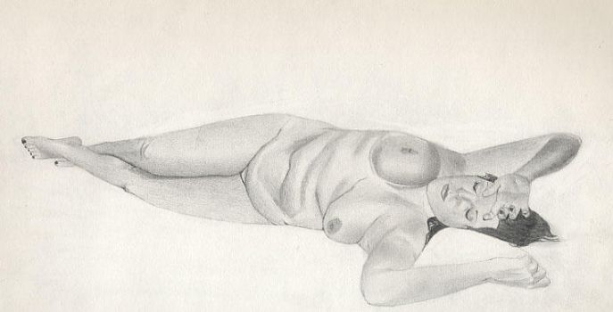Figure Drawing no. 201 by TheSymbiote