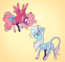 my widdle pony by JaneGumball