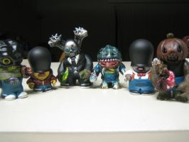 Little Monsters Show by jay222toys