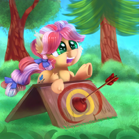 Target Practice by thediscorded
