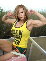 Bridgit Mendler Double Biceps Re-post by up2nogd1