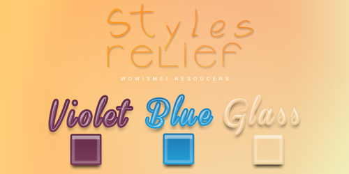 Styles Relief by WowisMel