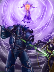 First Among Eldar and Last Among Primarchs by Nemris