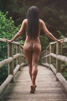 over the bridge by daydreamerpics