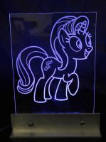 Starlight Glimmer LED Picture by steeph-k