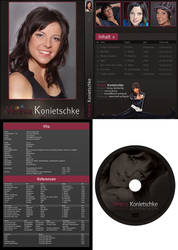 Verena Konietschke DVD Layout by phex2005