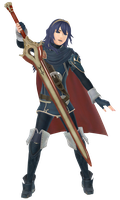 Lucina Render by Vex2001