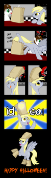 Derpy Hooves - Costume Process by LazingAbout94