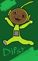 Dipsy by great-crossover