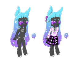 Eyeaz Adopt AUCTION CLOSED by MaiaSadoptsNstuff