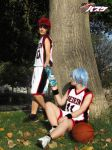 Kuroko no Basket : Do you need water? by MischAxel