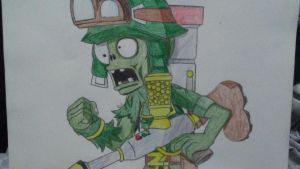 (w/shading)Foot Soilder by GardenWarfareFan