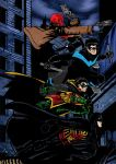 The Robins Colored by nic011