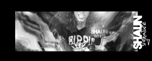 Shaun white signature by NewX4