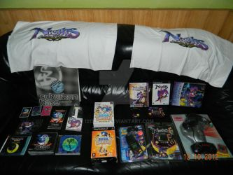 Collection NiGHTS into dreams... -3- by 121311CBO