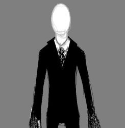 Slender Man by xXAiStrawberryXx
