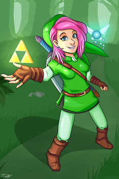 Link Commission by TCullenDA