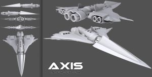 Axis - Work in Progress 2 by Shogi
