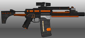SIA Harvest Carbine by Sharkour