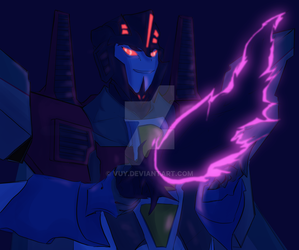 RID 2015- Starscream by vuy