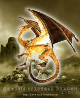 E-S Genesis Spectral Dragon by Elevit-Stock