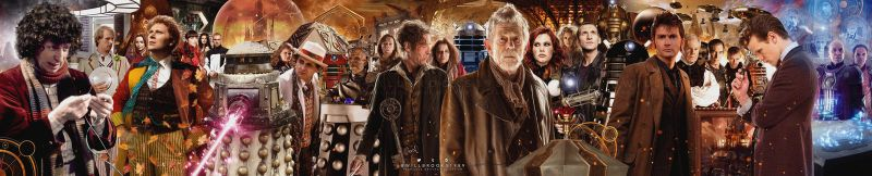 Doctor Who - History of the Time War by willbrooks