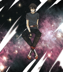 Voltron | Keith by Icepopy