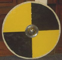 Viking shield...again by Crafter08
