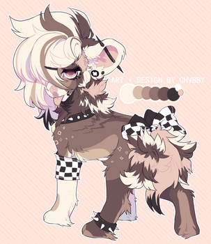 + Rock And Roll with Checker Bows + by Chvbby