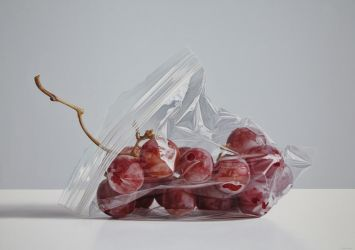 Cold grapes for two enamored by ruddy84