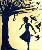 the hanging tree by ashdoh
