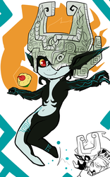 Midna by drowtales