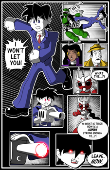 Mega Man Redux Issue 01 Page 11 by JusteDesserts